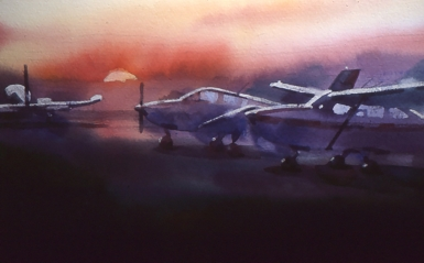 Dawn Departure
