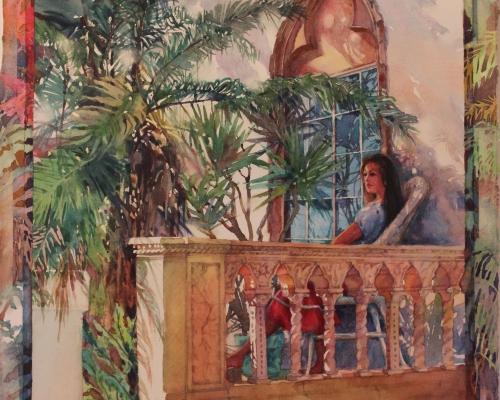Palatial Palm