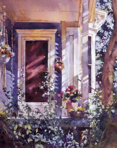 Catherine W. Smith Summer Door